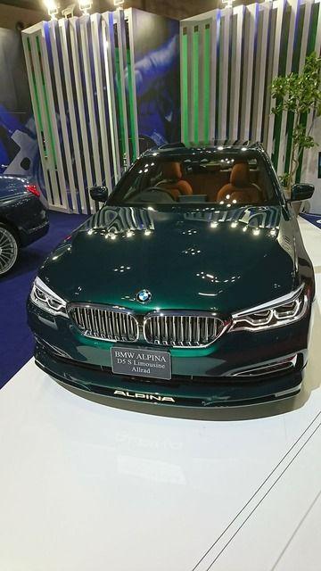 【画像】BMWアルピナって車カッコよすぎ
