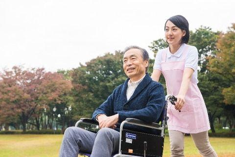 老老介護という現実。将来に保険する健康とマネー