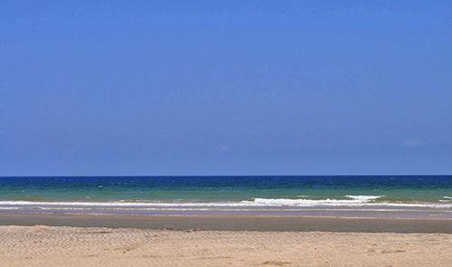 これぞまさしくプライベートビーチ