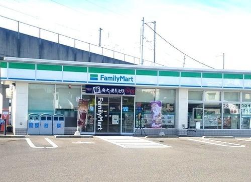 ファミリーマート名取高舘吉田店