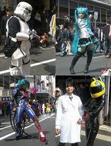 日本橋ストリートフェスタ2010 コスプレイヤー1