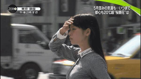 【朗報】NHKさん、爆乳JKを移してしまう YouTube動画>1本 ->画像>286枚