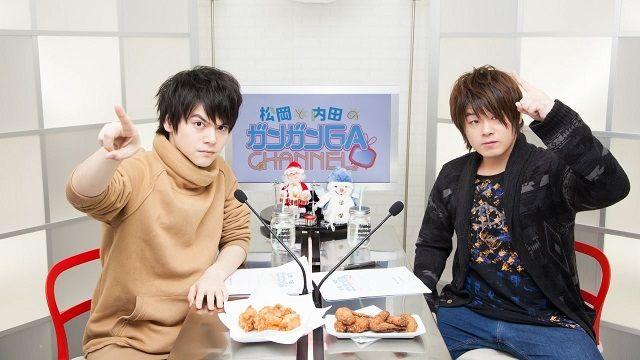 【声優動画】松岡と内田のイチャイチャww 第33回