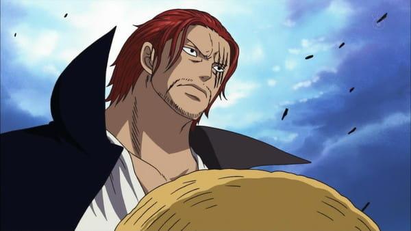 赤髪海賊団大頭で、四皇の1人である大海賊のシャンクス