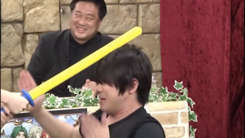 松岡禎丞さん、後輩の女性声優に頭を叩かれて仕返しをするwwwwwww【動画あり】