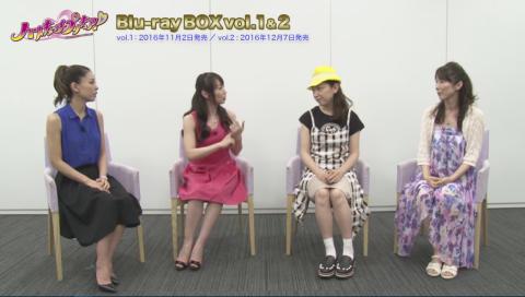 【動画】 水樹奈々さん、水沢史絵さん、桑島法子さん、久川綾さんが声優スペシャル座談会!