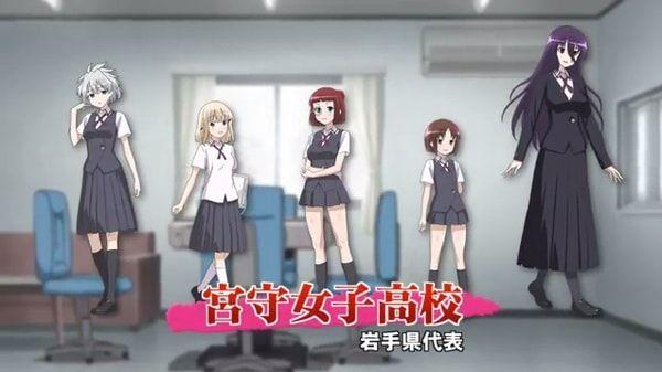 シノハユ 第46話「鷹乃学習」&怜-Toki- 第13局「夢見」&咲日和