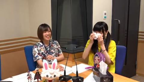 【動】 高橋李依さんと田中美海さん、解禁された北斎ちゃんが可愛すぎて「ぎゃあああ」と叫ぶwww