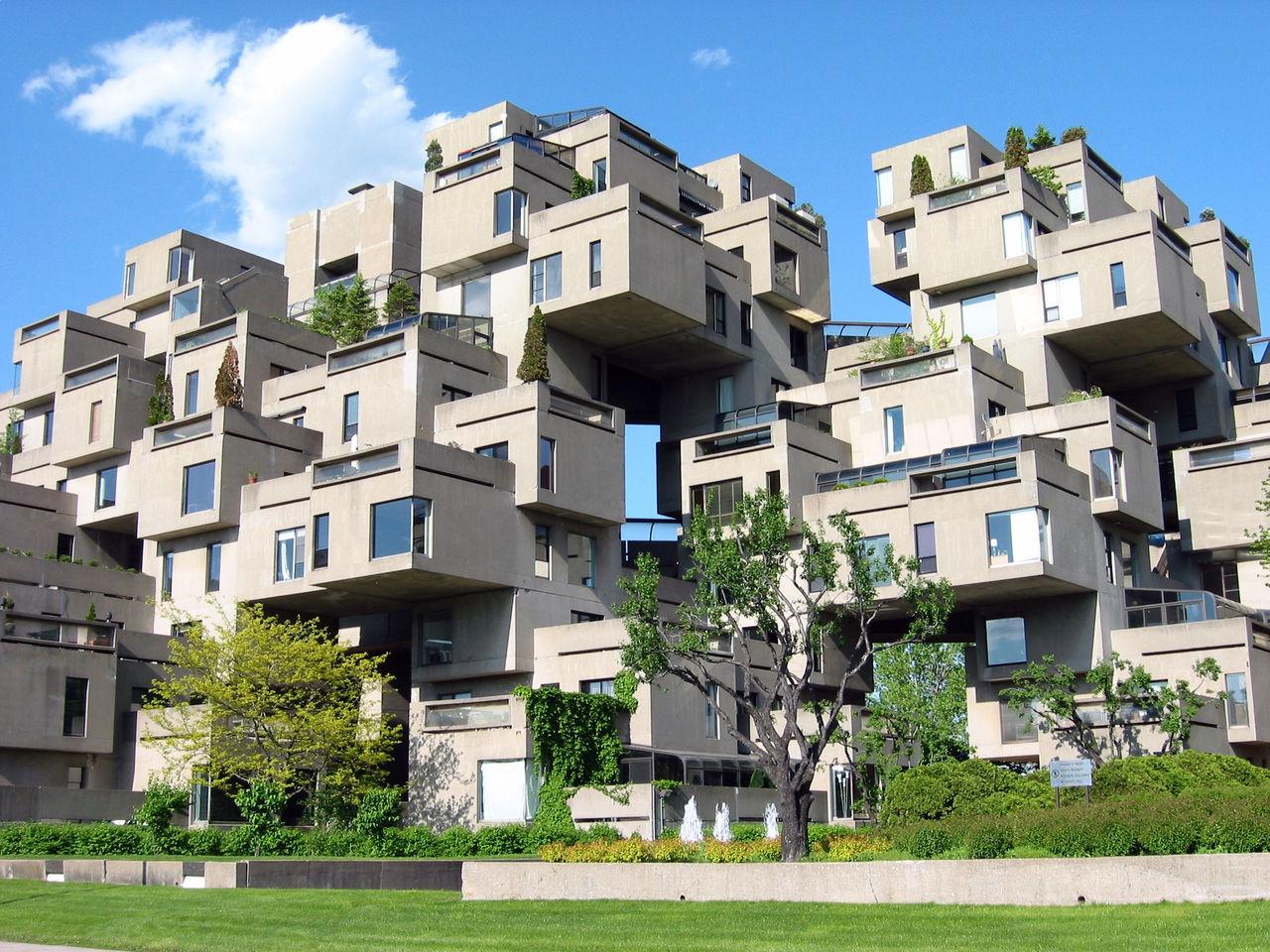 建物 アート
