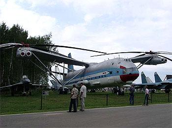 ロシアの航空ショー