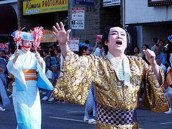 LA二世週祭(マツケン・サンバ)