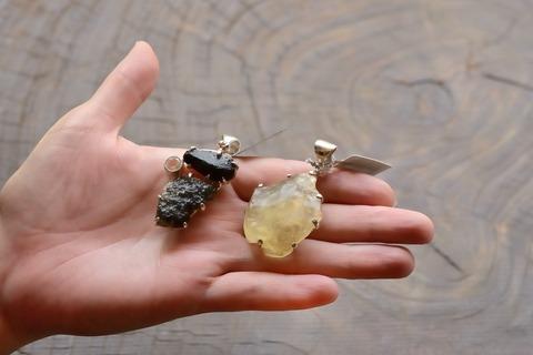 スターボーンジュエリー 隕石