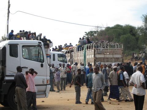 エチオピア-ケニア国境