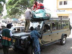 タンザニア