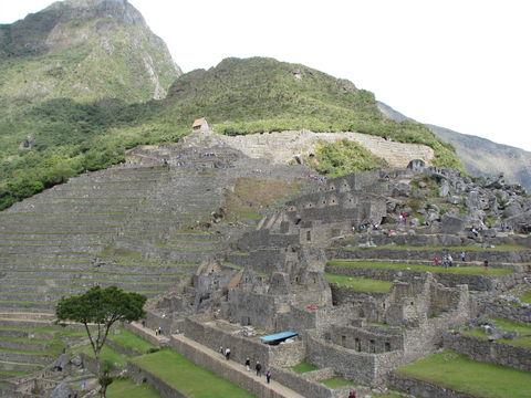 ペルー マチュピチュ遺跡
