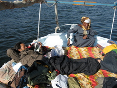 エジプト ナイル川