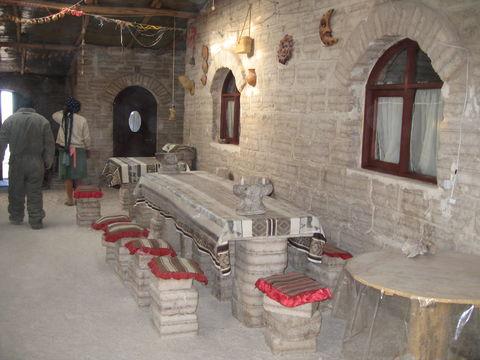ボリビア 塩のホテル