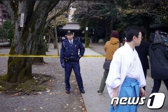 靖国爆発容疑者韓国人