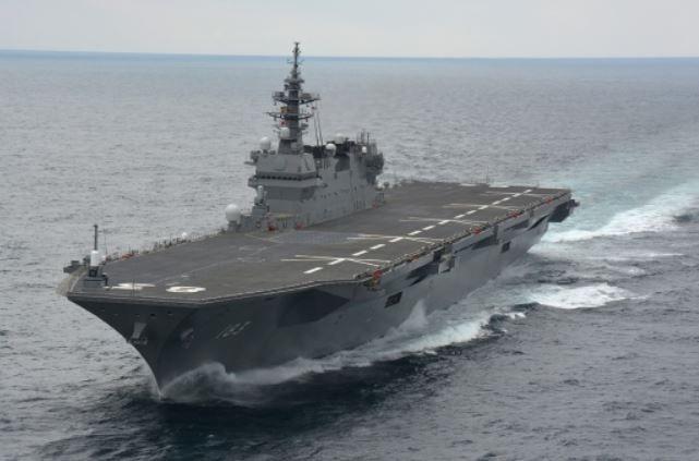 韓国人「日本が世界第二位の空母大国になるか?」日本が護衛艦を空母に開発しアジア最強の海軍力を保有する計画 韓国の反応