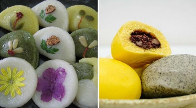 韓国の伝統的なお菓子