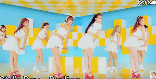 Kpop日本語VS韓国語バージョン