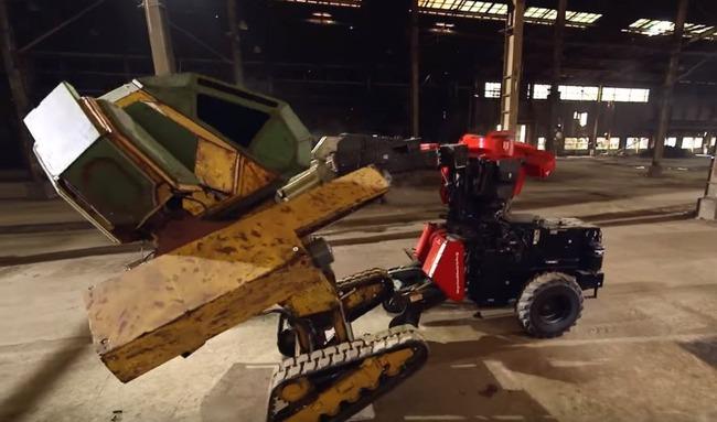 水道橋重工の「クラタス」VSアメリカの「イーグル・プライム」の闘い