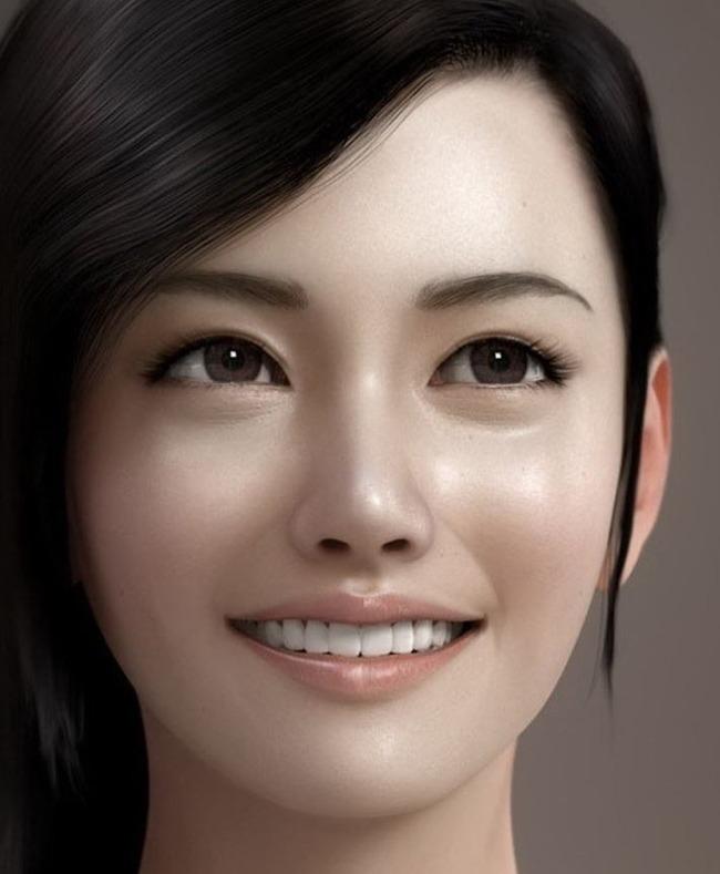 韓国の美容整形標準顔