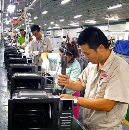 韓国の生産性が高くない