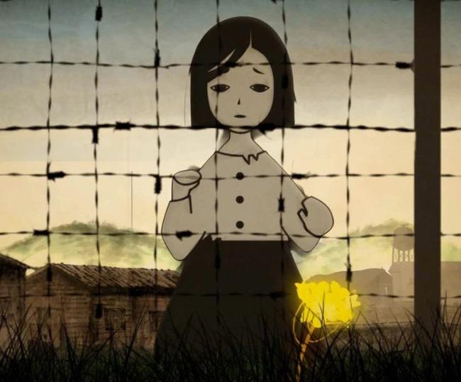 慰安婦の少女