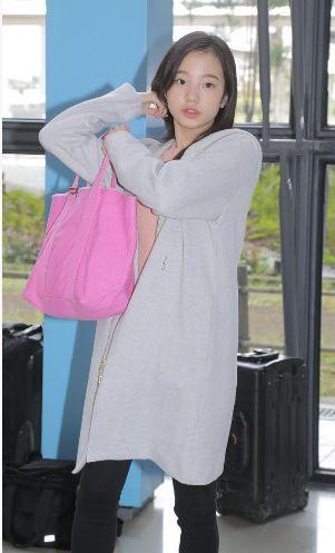 本田真凜の韓国ファッション