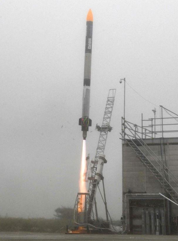 日本初の民間宇宙観測ロケット