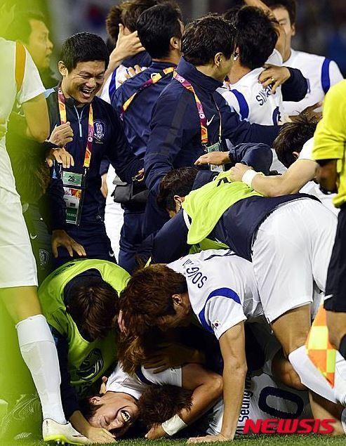 韓国五輪サッカー代表チーム