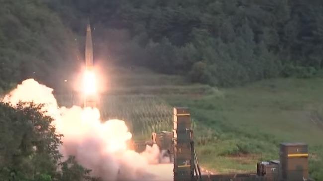 玄武(ヒョンム)系列の弾道ミサイル
