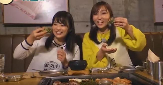 韓国旅行焼肉