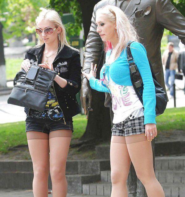 kyiv_girls_09 ロシア人「キエフの女ってダサくね?」「田舎物だからだろ」