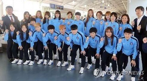 女子サッカー代表チーム