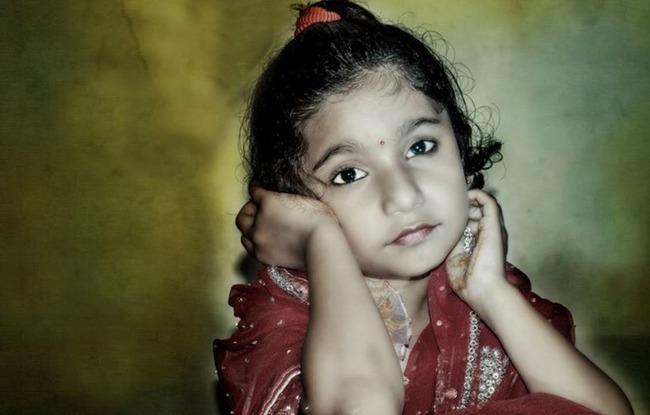 アフガニスタン人美少女