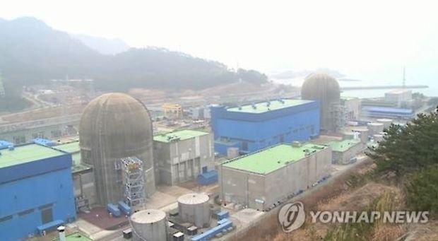 韓国のハンビット原発