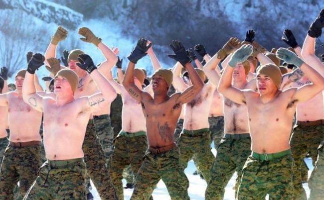 米韓共同軍事演習