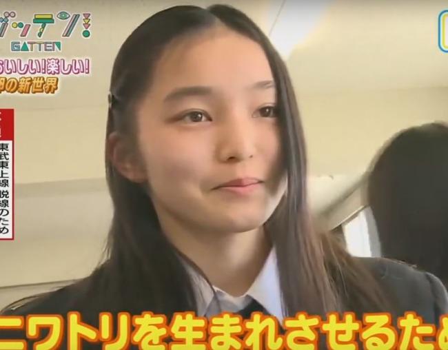 日本のカワイイ女子高生