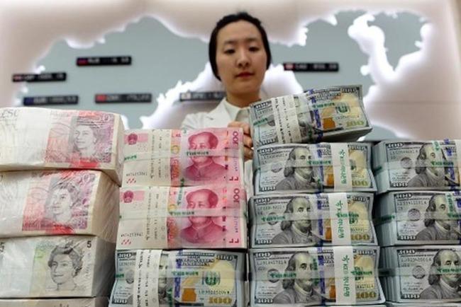 中韓通貨スワップ