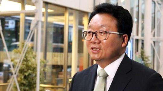 李駿圭(イ・ジュンギュ)駐日韓国大使