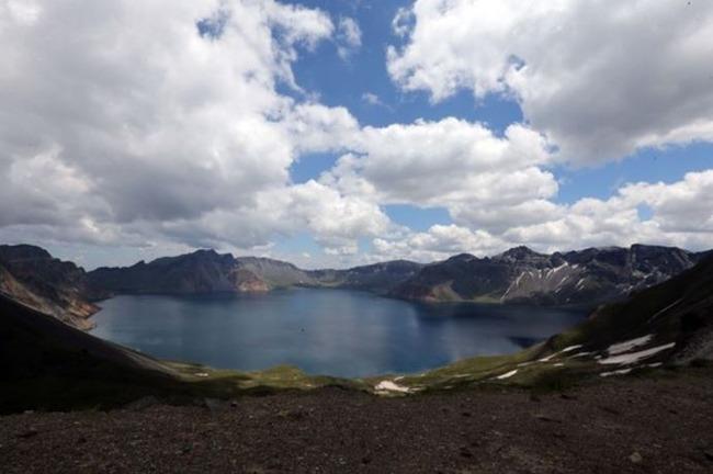 白頭山噴火の可能性