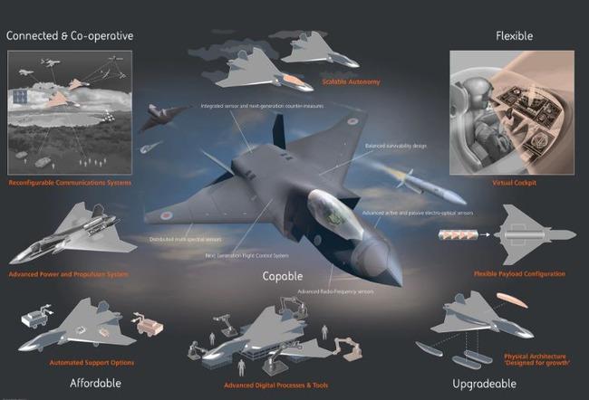 次世代ステルス戦闘機「レプリカ」