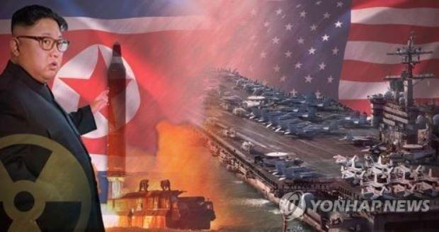 朝鮮半島11月危機
