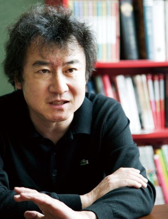 韓国の小説家キム・ジンミョン