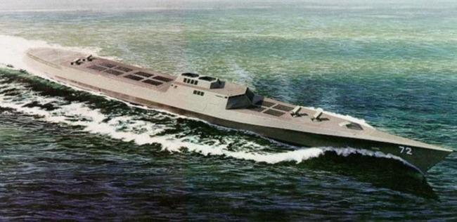 アーセナル戦艦