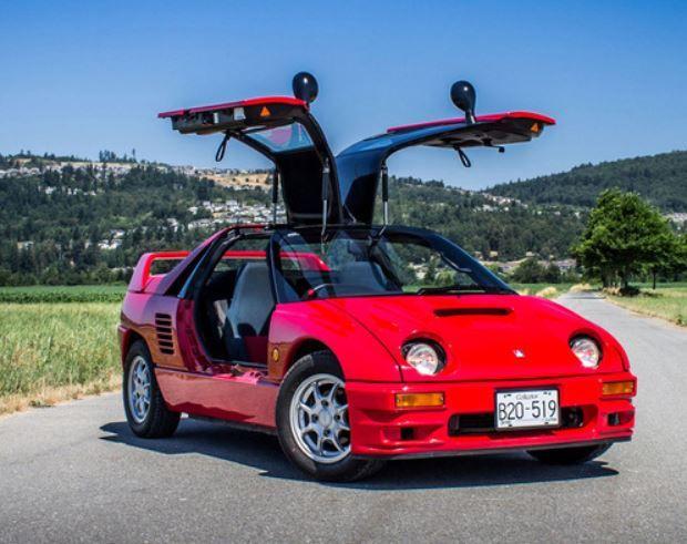 海外「これが日本の軽自動車の名車!」マツダAZ-1の姿をご覧ください 海外の反応