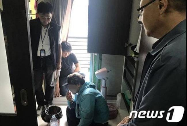 韓国人男性がタイで人身売買