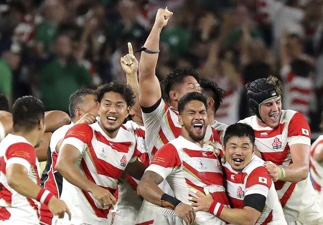 【動画あり】韓国人「ラグビーW杯、日本がスコットランドを破り8強に進出!」→韓国人「代表に韓国人がいる」「日本代表の殆どが帰化人や混血」 韓国の反応